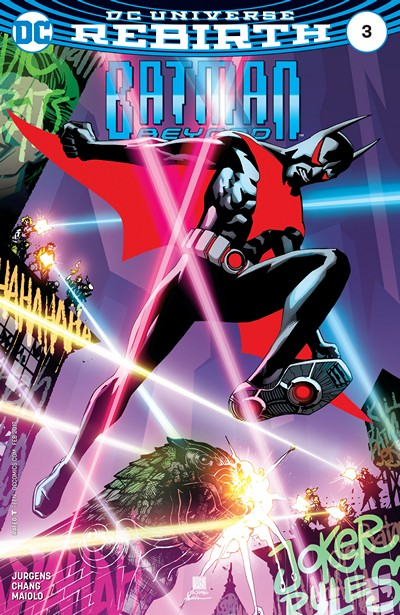 Batman Beyond #3 (2016)
