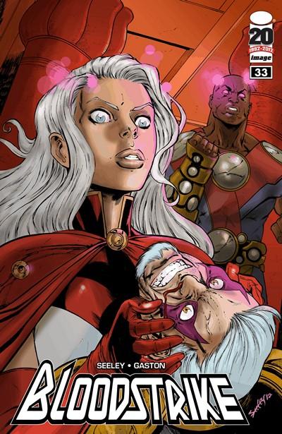 Bloodstrike Vol. 1 – 2 + Assassin) (1993-2015)