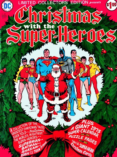 Christmas with the Super-Heroes (1975-1988)
