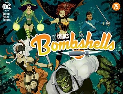DC Comics – Bombshells #75 (2016)