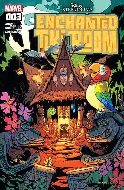 Enchanted Tiki Room #3 (2016)