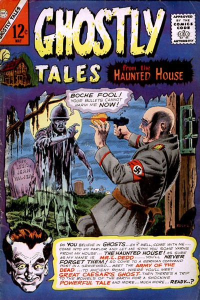 Ghostly Tales #55 – 169 (1966-1984)