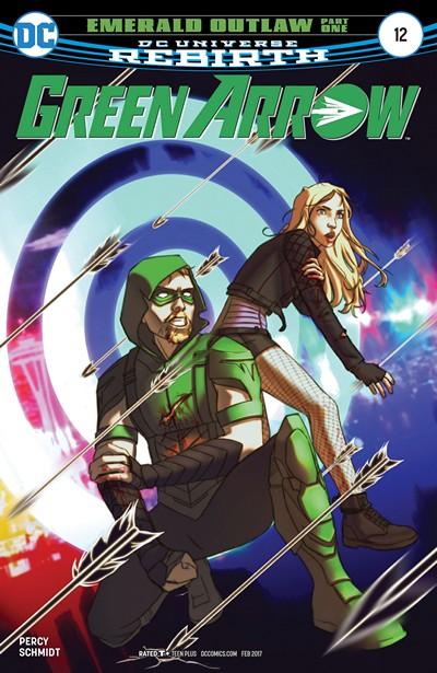 Green Arrow #12 (2016)
