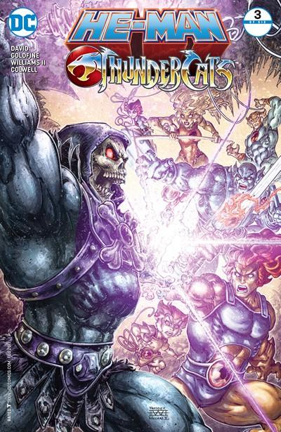 He-Man – Thundercats #3 (2016)
