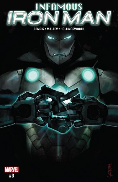 Infamous Iron Man #3 (2016)