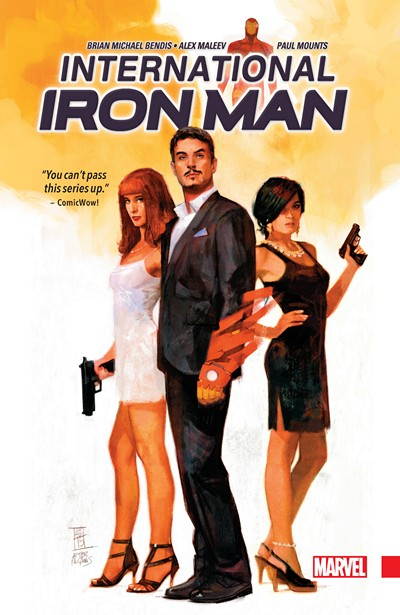International Iron Man (TPB) (2016)