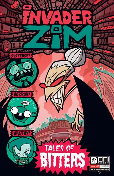 Invader Zim #15 (2016)