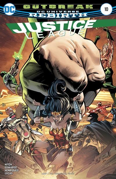 Justice League #10 (2016)