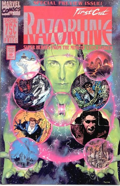 Marvel Razorline (Collection) (1993-1995)