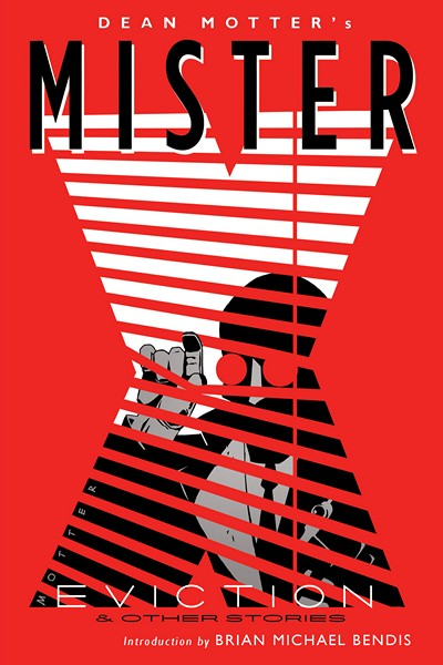 Mister X – Eviction and Other Stories (2013)