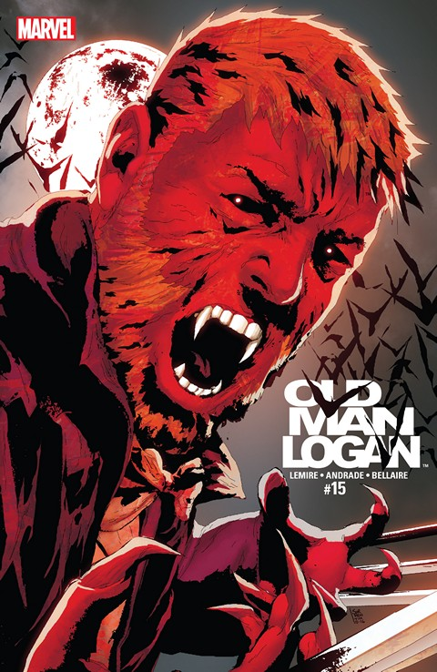 Old Man Logan #15 (2016)