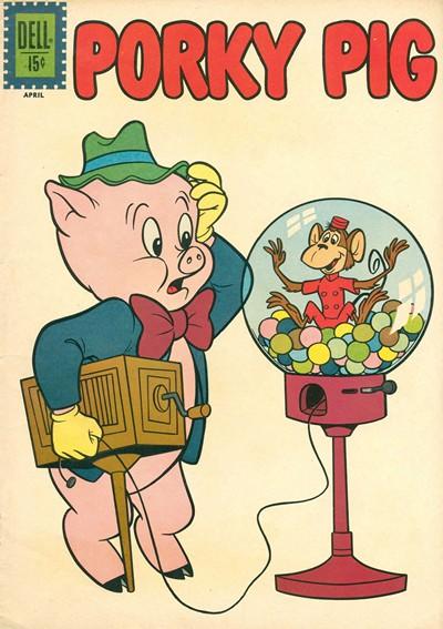 Porky Pig #25 – 81 (1952-1961)