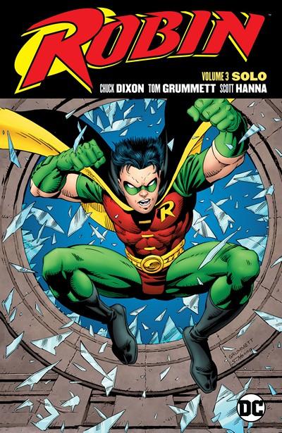 Robin Vol. 3 – Solo (2016)