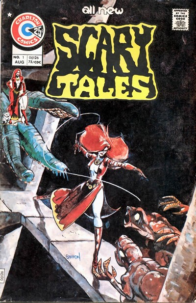 Scary Tales #1 – 46 (1975-1984)