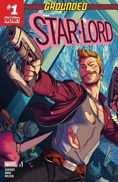 Star-Lord #1 (2017)