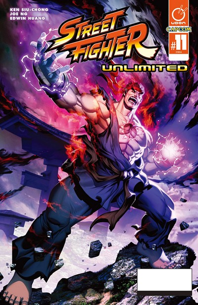 Street Fighter Unlimited #0 – 11 (2015-2016)