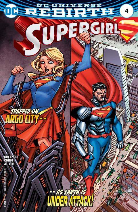 Supergirl #4 (2016)