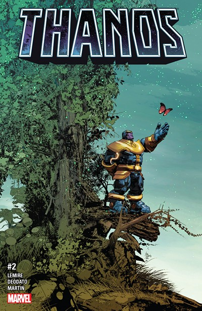Thanos #2 (2016)