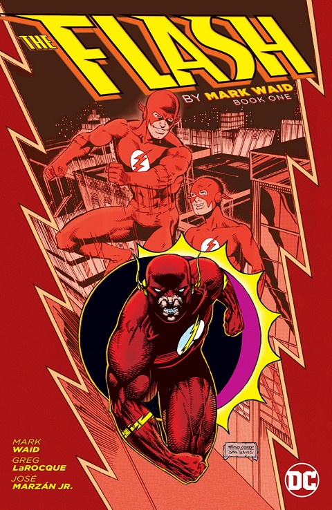 The Flash by Mark Waid Book One (2016)