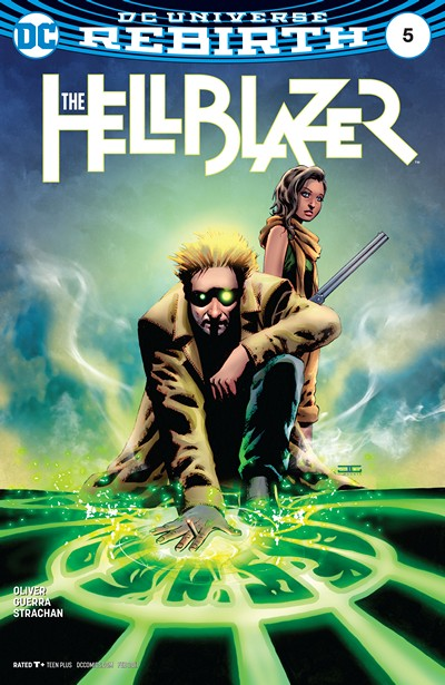 The Hellblazer #5 (2016)