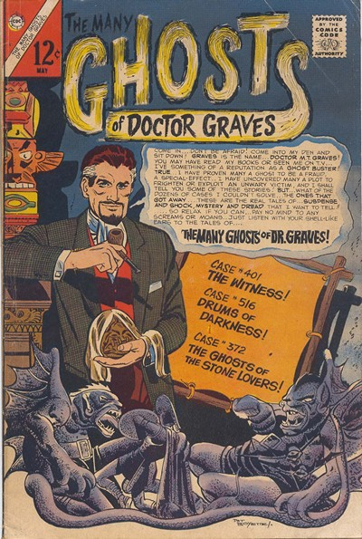 The Many Ghosts of Doctor Graves (Collection) (1967-1991)