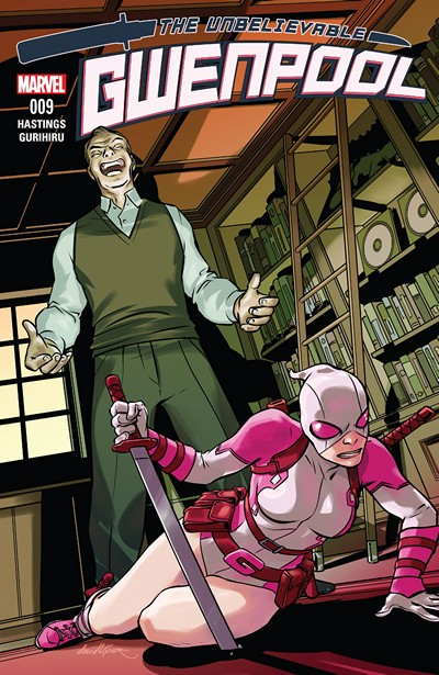 The Unbelievable Gwenpool #9 (2016)