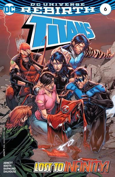 Titans #6 (2016)