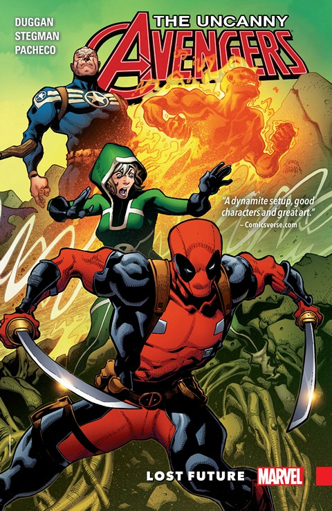 Uncanny Avengers Vol. 1 – Unity – Lost Future (2016)