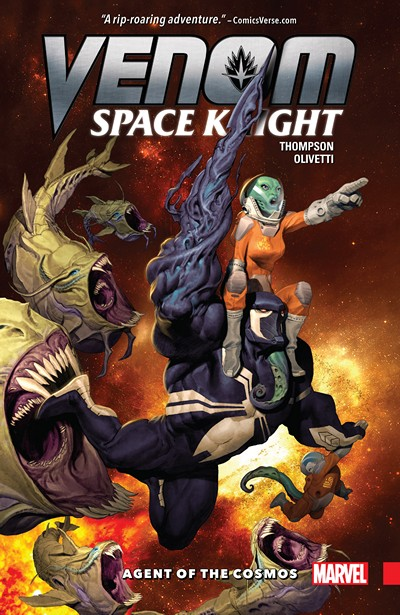 Venom – Space Knight Vol. 1 – Agent of the Cosmos (2016)