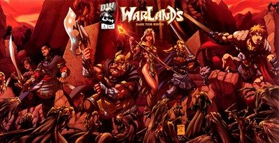 Warlands Vol. 1 – 3 + Extras (1999-2003)