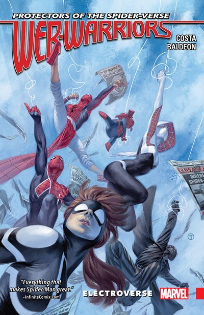 Web Warriors of the Spider-Verse Vol. 1 – Electroverse (2016)