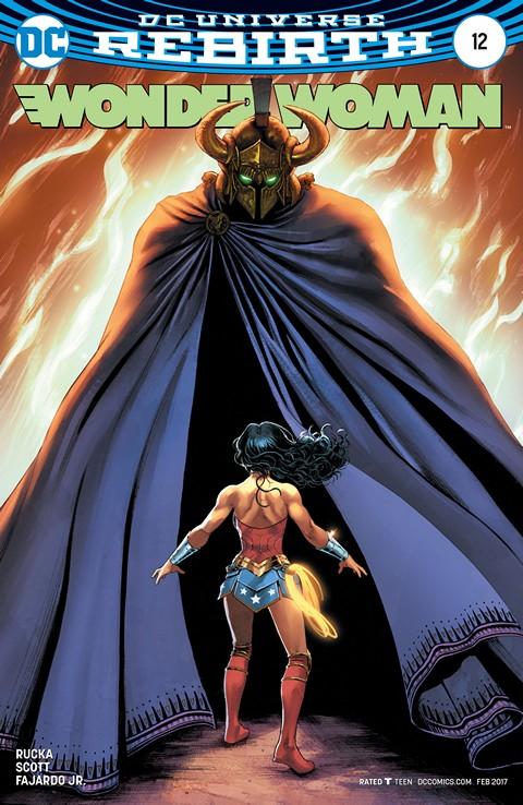 Wonder Woman #12 (2016)