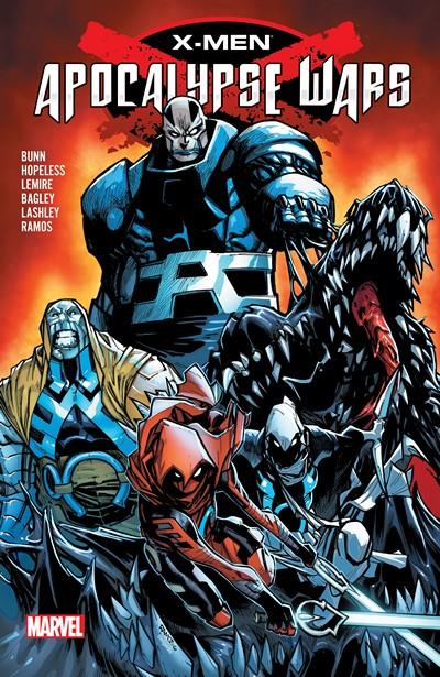 X-Men – Apocalypse Wars (TPB) (2016)
