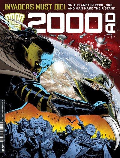 2000AD #2015 (2017)