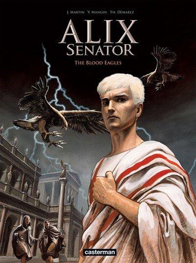 Alix Senator Vol. 1 – 5 (Scanlation) (2012-2016)