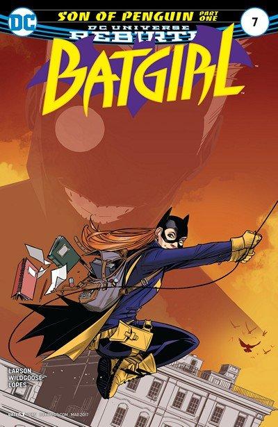 Batgirl #7 (2017)