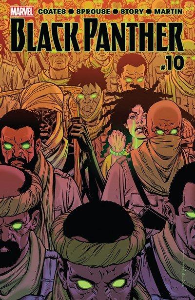 Black Panther #10 (2017)