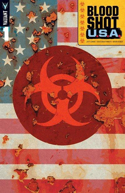 Bloodshot U.S.A. #1 – 4 + TPB (2016-2017)