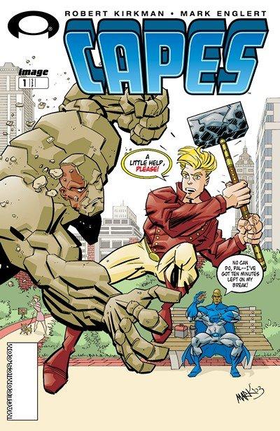 Capes #1 – 3 (2003)