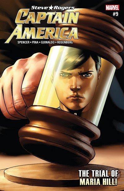 Captain America – Steve Rogers #9 (2017)