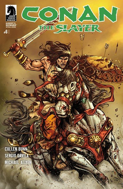Conan the Slayer #6 (2017)
