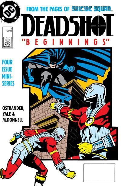 Deadshot #1 – 4 (1988)