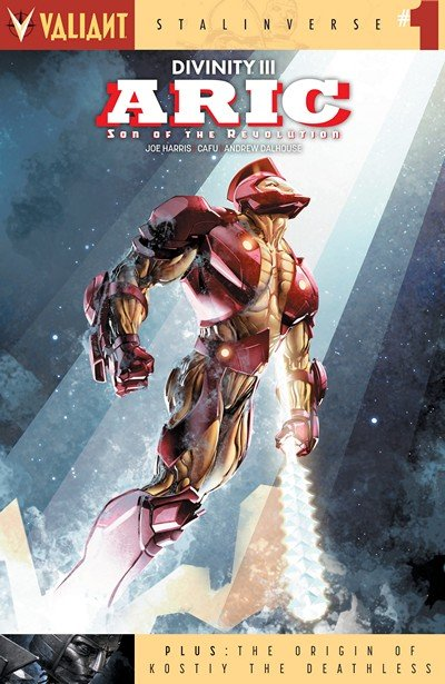 Divinity III – Aric – Son of the Revolution #1 (2017)