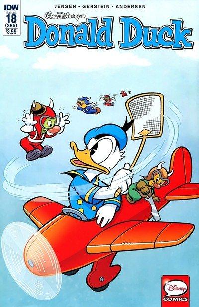 Donald Duck #15 – 18 (2016)