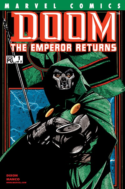 Doom – The Emperor Returns #1 – 3 (2002)