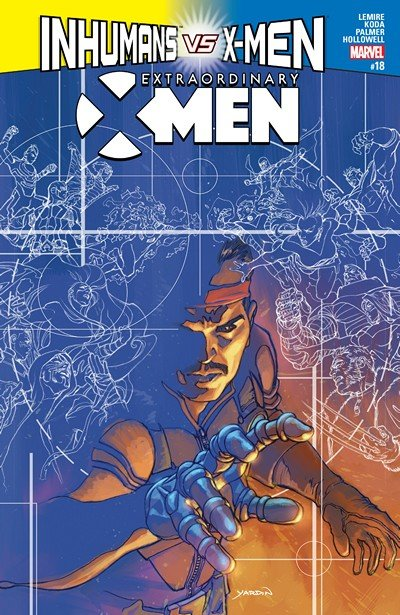 Extraordinary X-Men #18 (2017)