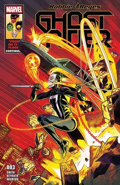 Ghost Rider #3 (2017)
