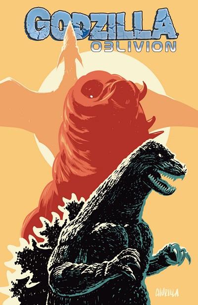 Godzilla Oblivion (TPB) (2016)