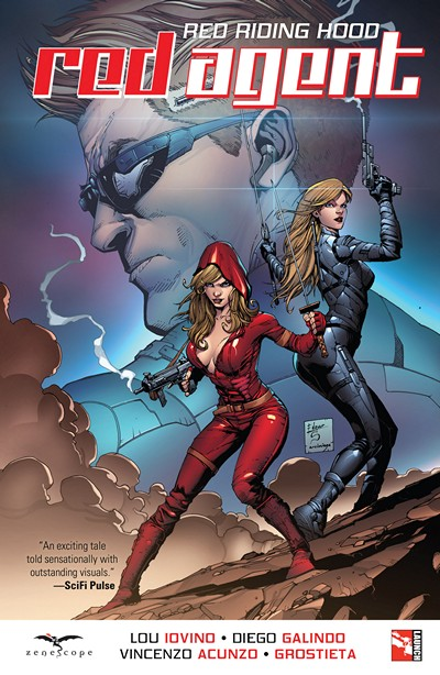 Grimm Fairy Tales – Red Agent Vol. 1 (TPB) (2016)