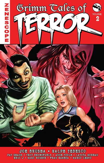 Grimm Fairy Tales – Tales of Terror Vol. 2 (TPB) (2016)